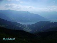 view to Zell am See