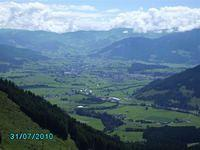 Saalfelden  - view from the west