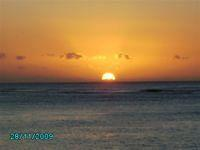Sunset on Tonga cannot  be forgotten