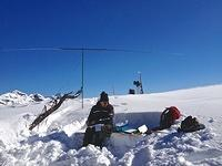 OE2SNL on first summit